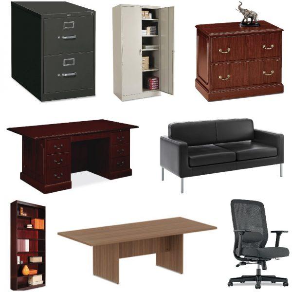 P9MA Office Furniture