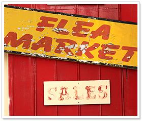 Make Money Selling at Flea Markets